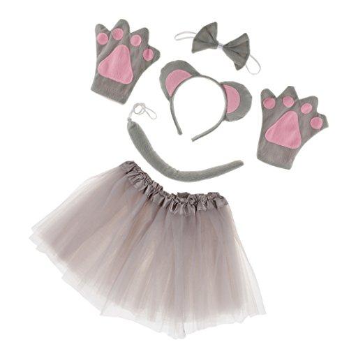kostüm - Mäuschen Kostüm - Mauskostüm (Kinder Maus Kostüme)