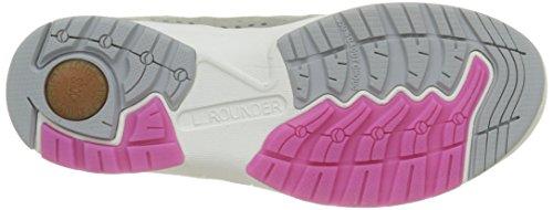 Allrounder by Mephisto Dagma, Chaussures de Randonnée Basses femme Gris (05/05 Cloudburst/Cloudburst)