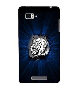 Ebby Premium Printed Back Case Cover With Full protection For Lenovo Vibe Z K910 (Designer Case)