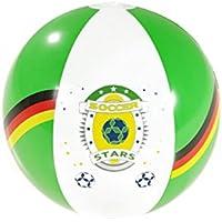 ROYALBEACH Le ballon de plage Soccer Star jouet de bain, multicolore