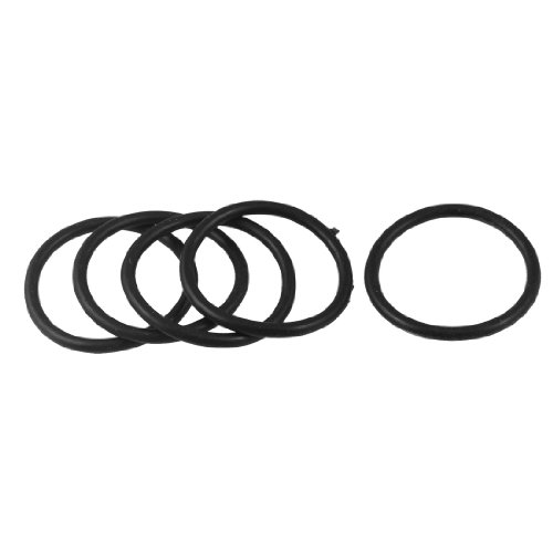 43MM X 3.5mm x 36mm Gummidichtung Ölfilter O-Ringe Dichtungen 5PCS 43mm Ring