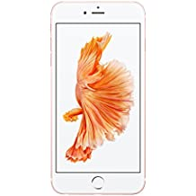 "Apple iPhone 6s Plus SIM única 4G 16GB Oro rosado - Smartphone (14 cm (5.5""), 16 GB, 12 MP, iOS, 10, Oro rosado)"