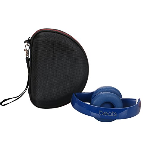LTGEM EVA Hard Case Travel Carrying Pouch Cover Storage Bag für Beats by Dr. Dre Solo2/Solo3 Wireless On-Ear Kopfhörer Headphones - 4