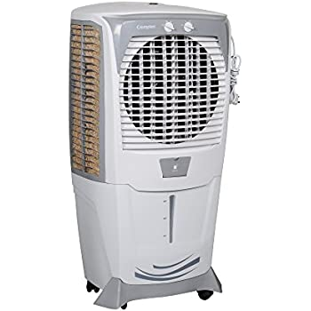 Crompton Ozone 75Ltrs Desert Air Cooler (White-Grey)