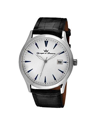 Reloj Yonger & Bresson hombre Silver–HCC 046/Fa–Idea regalo Noel