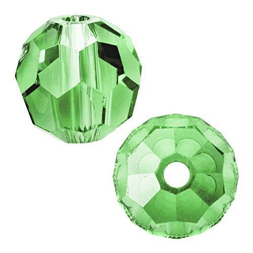 Swarovski Elements Cristallo Perline Rotonde,