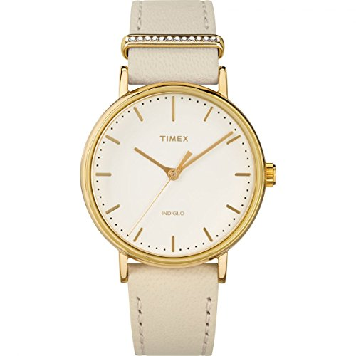 Montre Femme Timex Fairfield with Crystal Accent TW2R70500