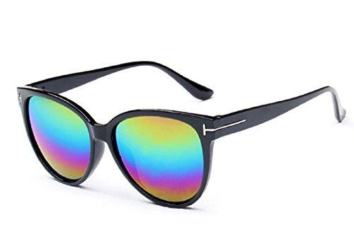 (Multicolor) Sonnenbrillen Modell James Bond Mann Frau (Mädchen Für James Bond Kostüm)