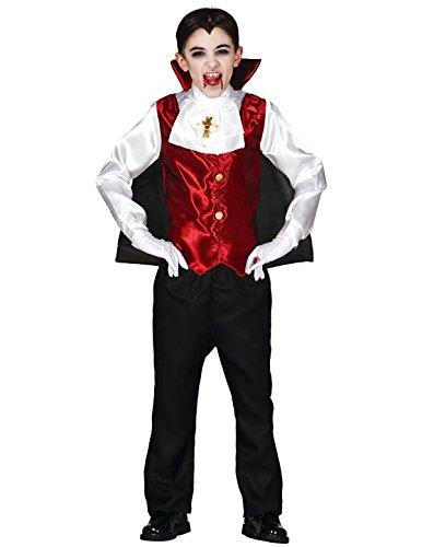 Kind Halloween Dracula Kostüm