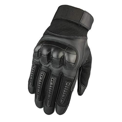 Guanti Moto Moto Touch Screen Guanti Moto Uomo Militare Duro Knuck Full Finger Guanti Motocross XL