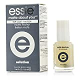 #1: Essie Matte About You Top Coat (Matte Finisher)- 13.5ml/0.46oz