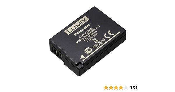Panasonic Dmw Bld10e Battery For Lumix G3 And Gf2 Camera Photo