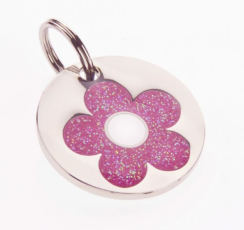 k9-glitter-daisy-nickel-pet-identity-tag-with-enamel-design-in-gift-box