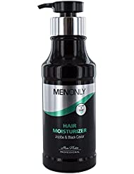 Mon Platin Professional 400ml Natural Silk Therapy Black Caviar and Silk Protein Moisturizing Hair Cream for Men