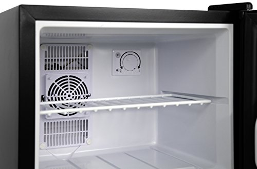 Mini Kühlschrank Watt : Russell hobbs rhclrf b mini kühlschrank liter kühlteil