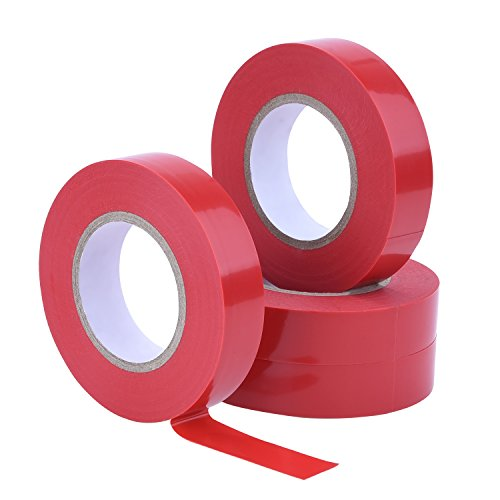 blulu-red-electrical-tape-insulation-wire-tape-3-5-inch-by-50-feet-4-rolls