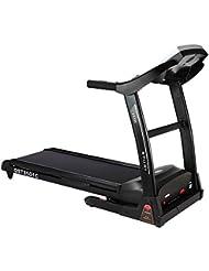 """Vigor cinta de correr motorizada plegable fitness 3,5caballos con 99programas y pantalla LCD de 7"""""""