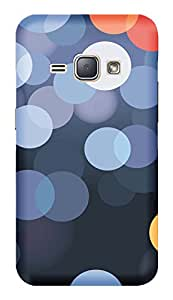 WOW 3D Printed Designer Mobile Case Back Cover For Samsung Galaxy J1 (2016) / Samsung Galaxy J1 2016
