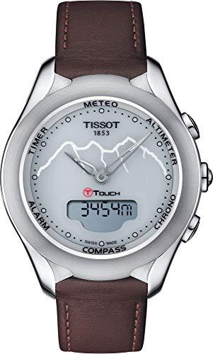 Tissot T-TOUCH SOLAR JUNGFRAUBAHN T075.220.16.011.10 Reloj de Pulsera para mujeres