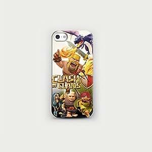Coque iPhone 5 et 5S Clash Of Clans
