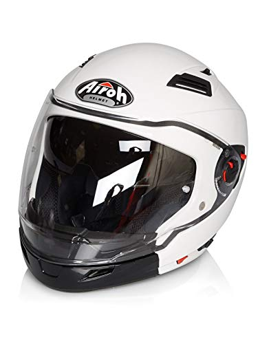Airoh HELMET EXECUTIVE WHITE GLOSS L