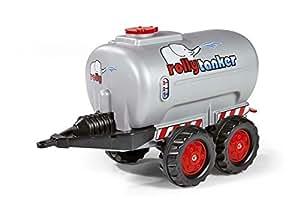 rolly toys - 122127 - Remorque-citerne - Argent