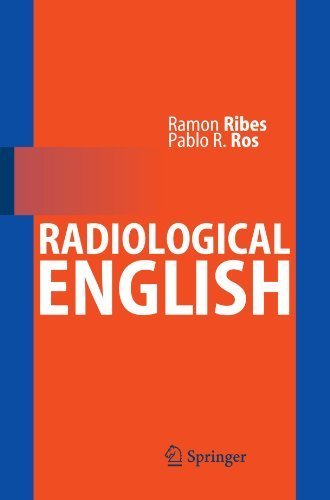 Radiological English (Springer ELT) by Ram¨®n Ribes (2008-10-10)