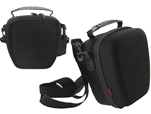 Navitech Black Anti-Shock Camera case suitable for DSLR Cameras Including the Kodak Pixpro AZ421