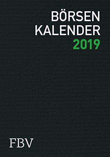 Börsenkalender 2019