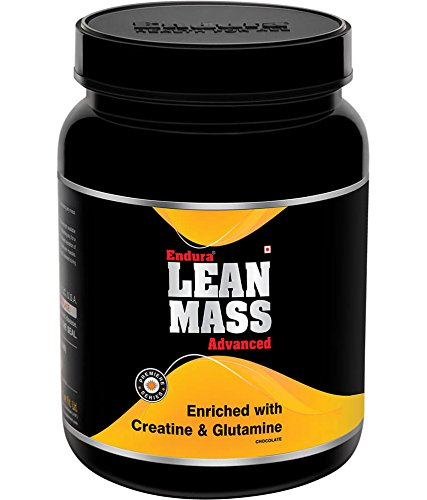 Endura Lean Mass Advanced - 1kg (Chocolate)  available at amazon for Rs.1117