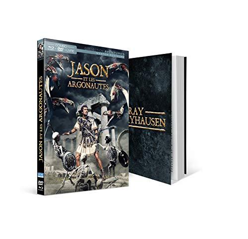Image de Jason et les Argonautes [Édition Collector Blu-ray + DVD + Livre]