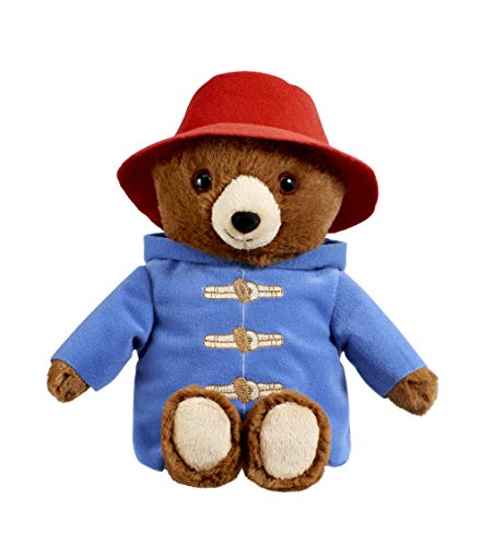 Paddington Bear Movie Talking Soft Toy, By Rainbow Designs