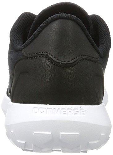 Converse Damen Thunderbolt Ultra Sneaker Schwarz (Black/Black/White)