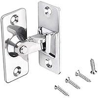 90Grad Tür Verschluss Lock Shift Door Lock Button Push Pull Button Door Latch spezielle Tür Lock Button