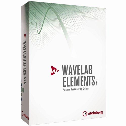 Steinberg WaveLab 7 Elements (Upgrade)
