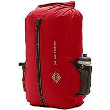 e520724e2ec Aqua Quest SPORT 30L Mochila Estanca Impermeable Roja- Cierre Enrollable  para Proteger tu Portátil durante