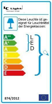 10er LED Einbaustrahler - 6