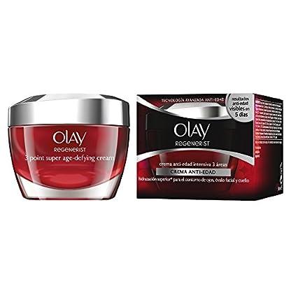 Olay, Crema diurna facial (anti-edad, piel joven) – 50 ml.
