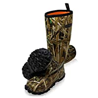 Dirt Boot Neoprene Wellington Muck Field Hunting Boots Mallard Marsh
