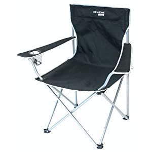 41UYelqQgWL. SS300  - Yellowstone Executive Outdoor Camping Chair, Multicolour