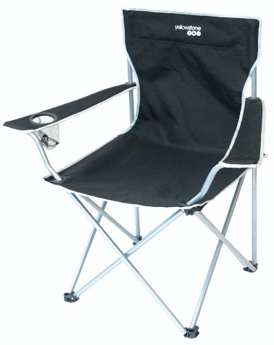 Yellowstone Executive Outdoor Camping Chair, Multicolour