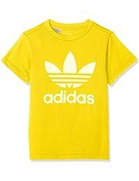Adidas Cf8547 Camiseta, Niños, Amarillo (amaril/Blanco), 164-13/14 años