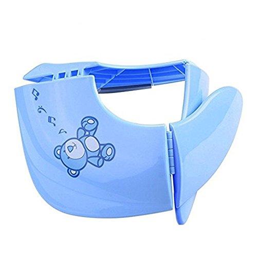 Tanto Niños 2 in WC para en Plegable Tapa Se Usar Puede Como 1 Casa vrYwqSv
