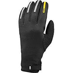 Mavic Aksium Thermo Glove, color negro, talla M