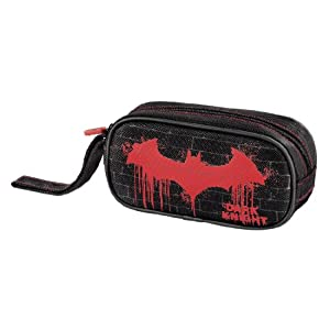 J-Straps Batman Dark Knight Tasche für Playstation Vita/Portable schwarz/rot