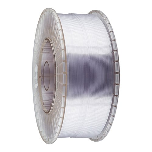 PrimaCreator PC-EPETG-175-3000-CL EasyPrint 3D Drucker Filament - PETG - 1.75 mm - 3 kg - Klar