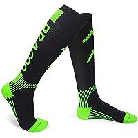BRACOO Sport Kompressionsstrümpfe – Sportsocken – Laufsocken – Marathon Socken | Kompressionssocken für maximalen... preisvergleich bei billige-tabletten.eu