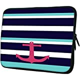 """Snoogg Laptop Netbook Computer Tablet PC Case Carrying Sleeve Bag Pouch Cover Protector Holder For Apple iPad/ Hp Touchpad Mini 210 T100 hp Touchpad Mini t100ta/Acer Aspire One/Lenovo Ideatab S6000 /Lenovo Yoga 10 HD+ And Most 13"""" 13.1"""" 13.2"""" Inch Netbook Tablet PC"""