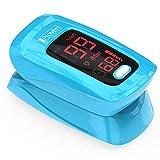 iProven Pulse Oximeter Fingertip (Finger Pulse Oximeter) - Blood Oxygen Saturation Monitor