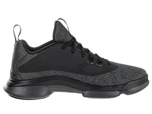 Nike 854289-010, espadrilles de basket-ball homme Noir (Black / Black-Anthracite-Gris foncé)